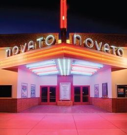 novato theater