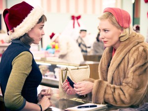 The author saw a fair number of films this year, but so far, he has NOT seen 'Carol,' which may end being lauded as the best film of the year.