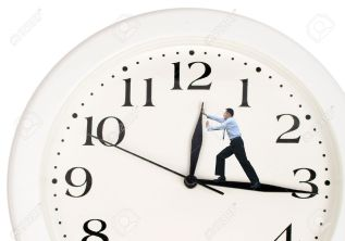 229083-clock-hands-being-pushed-back-by-a-business-man-Stock-Photo-time-management-clock